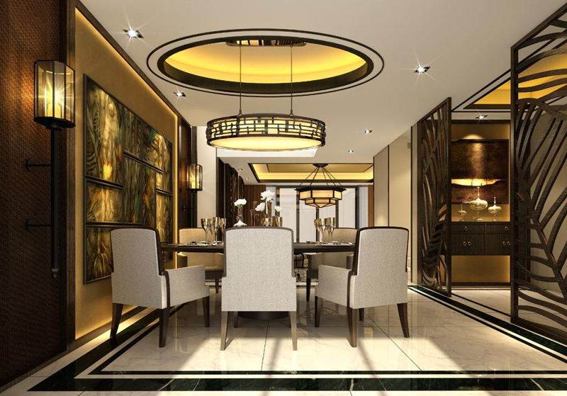 秦皇岛佳人装饰分享餐厅的装修技巧
