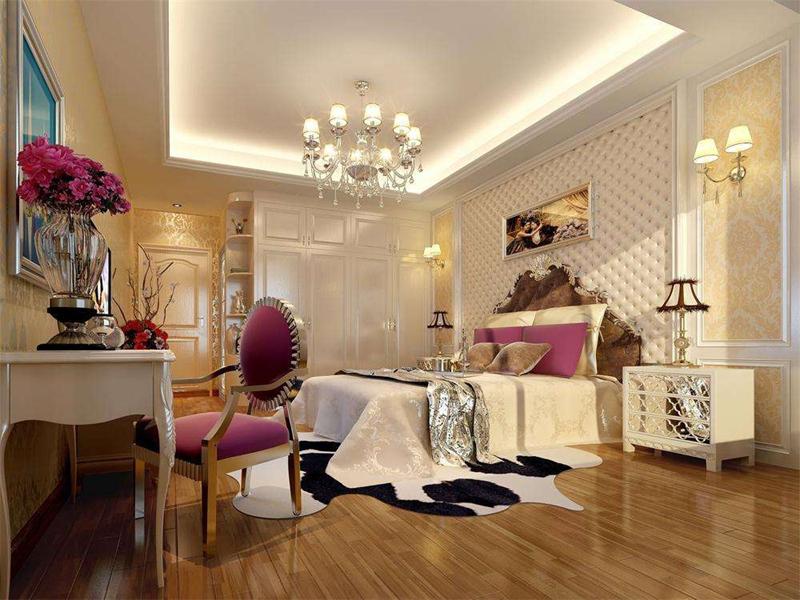 滕州通泰装饰教您如何运用打造出舒适雅致般的卧室