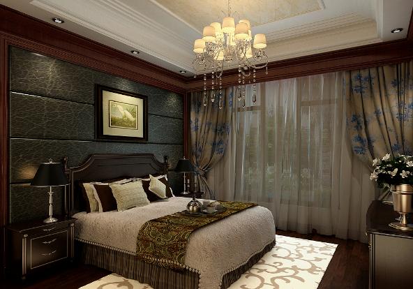 秦皇岛美驰装饰带您了解老人房设计细节 怎么让老人生活更便利!
