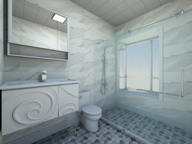 成都艺鲁装饰提醒您卫生间装修重点注意事项