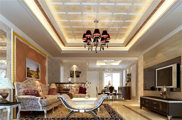 成都艺鲁装饰帮你分析客厅装修要不要装吊顶