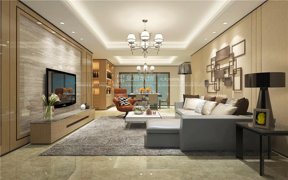 青岛城阳正泰装饰分享客厅地砖搭配的4个技巧