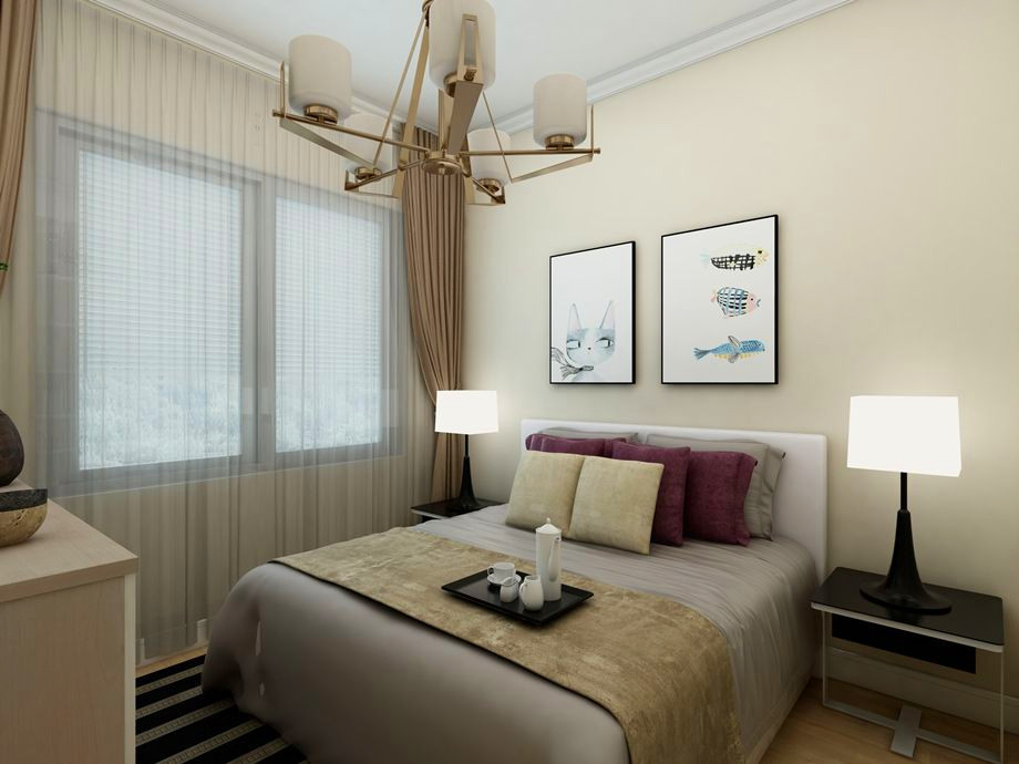 青岛城阳正泰装饰教您小卧室的装修秘诀