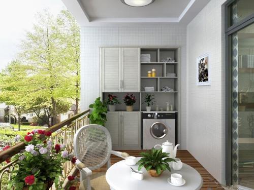 六安德意名家装饰-阳台装修的5大注意事项