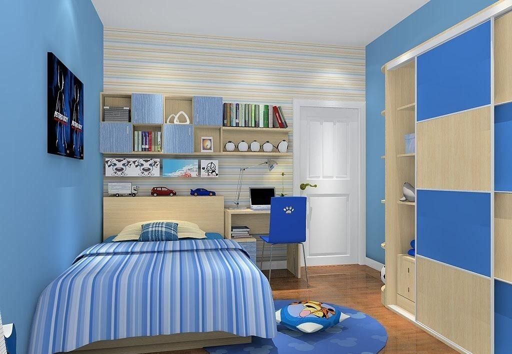 六安德意名家装饰-儿童房装修用什么颜色好