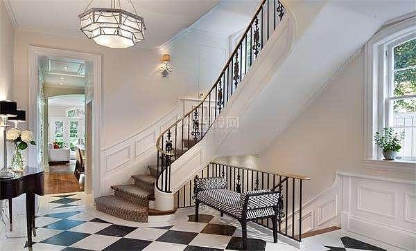 安徽隆锦装饰-房子楼梯装修设计注意事项与要素