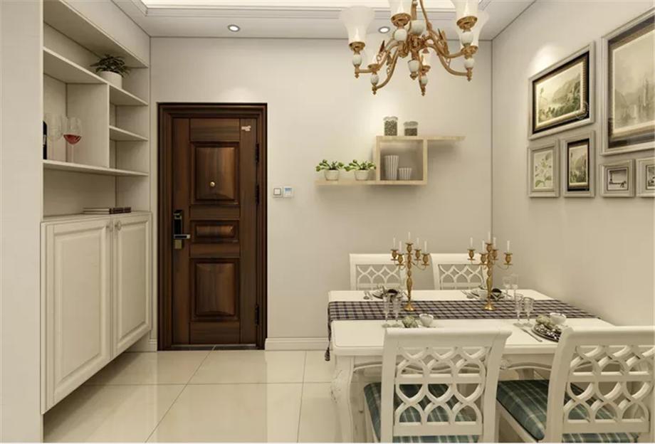河北师墨装饰分享一室一厅小户型装修设计要点