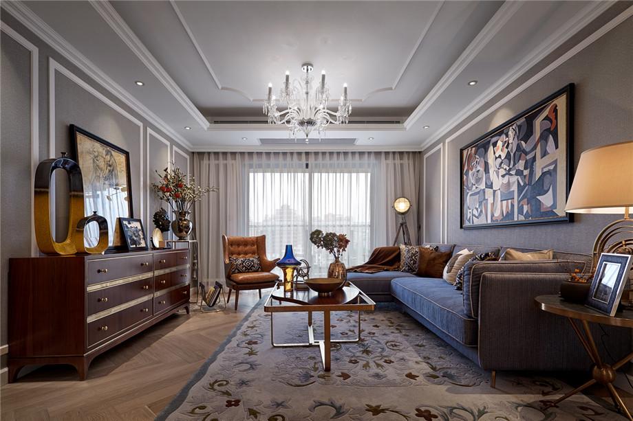 江西品元装饰告诉您长方形客厅如何装修和注意事项