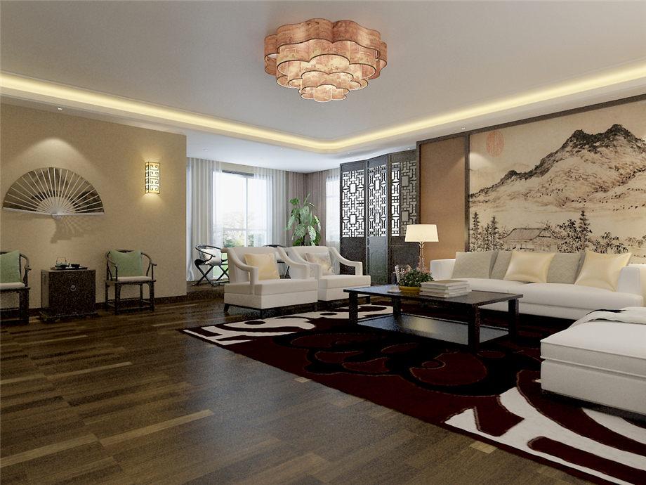 西昌佳天下装饰告诉您家装客厅墙面装修选材与装饰设计技巧