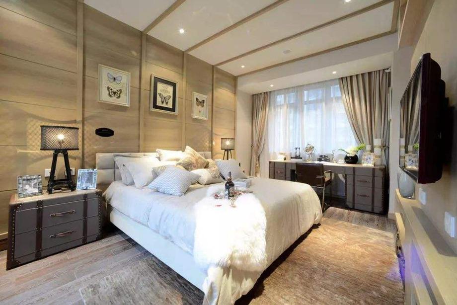 南宁绿之都装饰为您分享如何装修出一个舒适的卧室