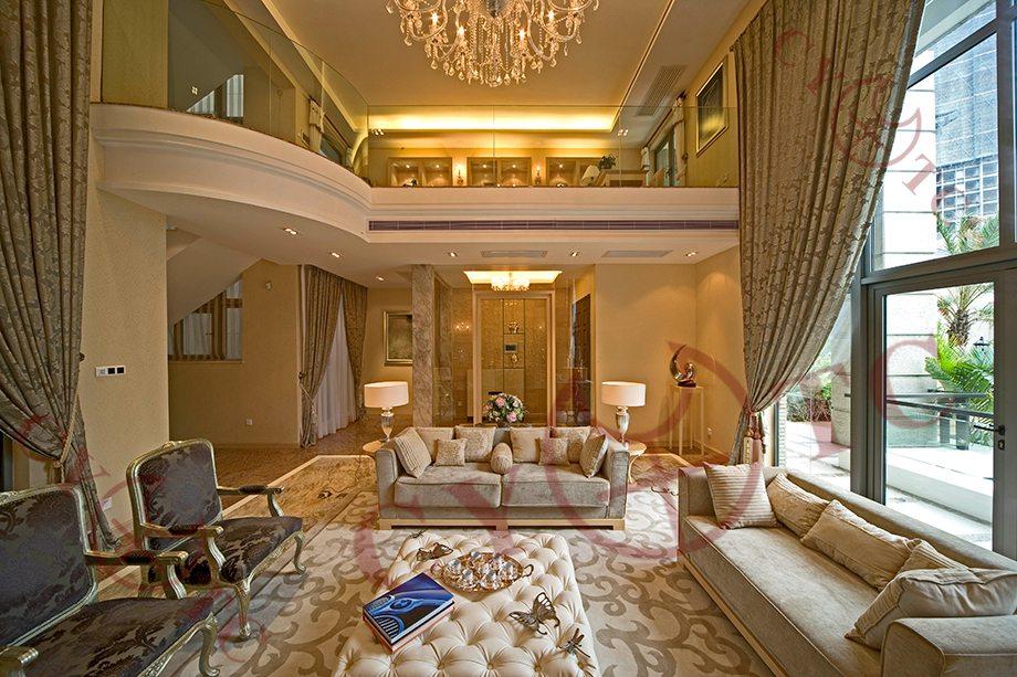 北京创意天城装饰银川第二分公司为您分享如何应对别墅采光不好的问题??