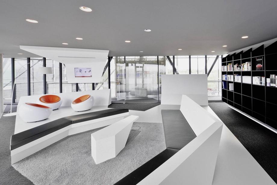 北京创意天城装饰银川分公司分享办公室装修的四大必须点