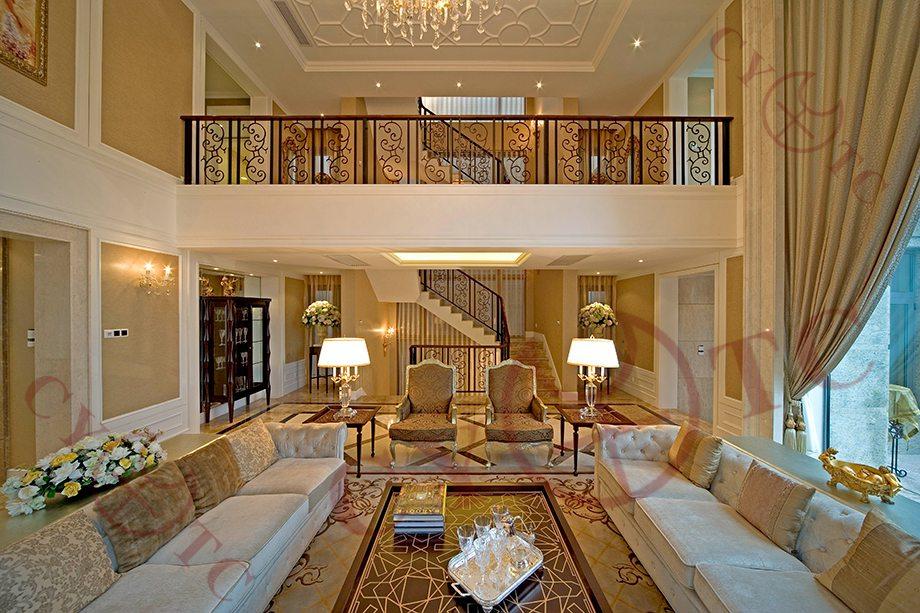 北京创意天城装饰银川分公司分享别墅装修需要知道哪些知识?