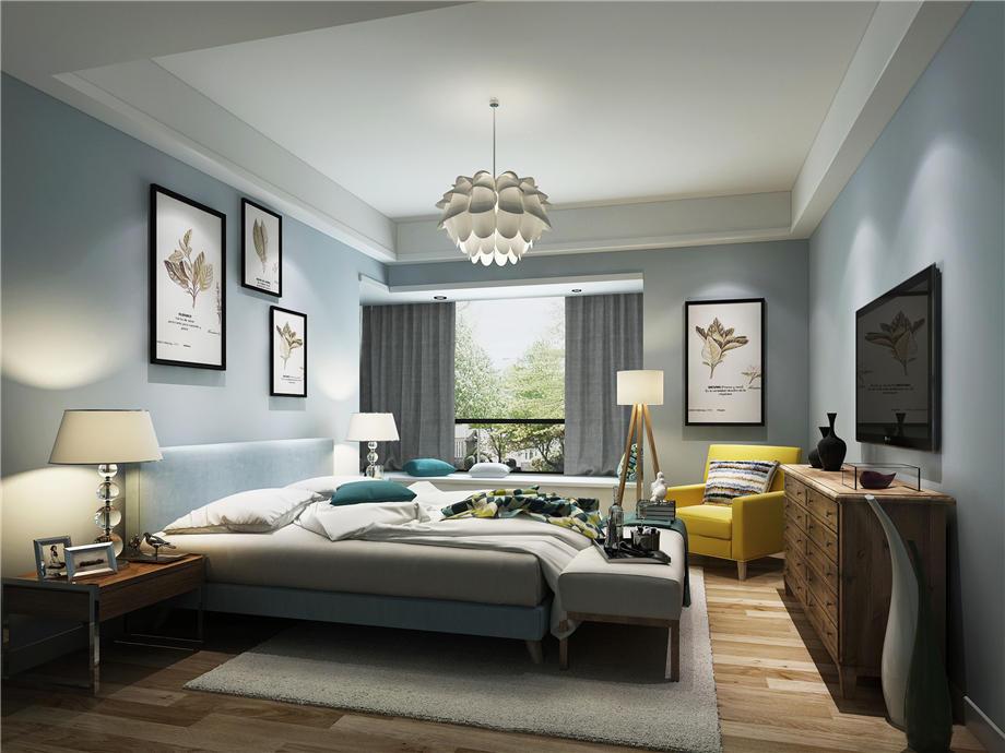几种设计方案让家里的飘窗实用又好看!