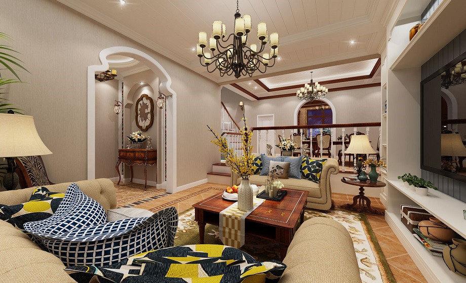 西安东兴豪庭装饰分享家居配饰摆放的几大技巧!