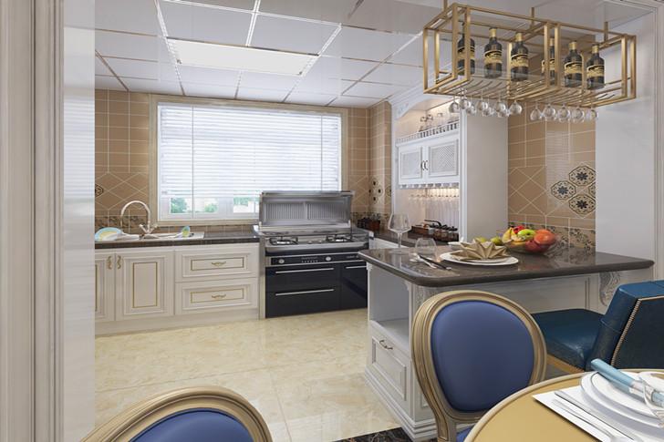 乌鲁木齐业之峰装饰告诉您厨房装修瓷砖应该如何选择