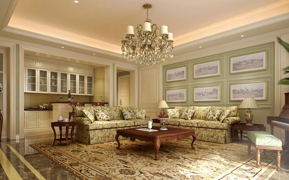 汉中聚佰利装饰告诉你客厅怎么装修