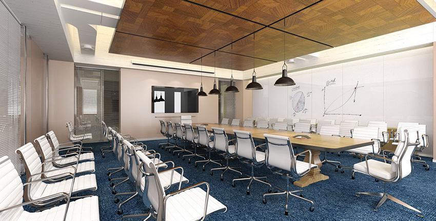 广州钰王装饰分享办公室设计需要遵循什么原则