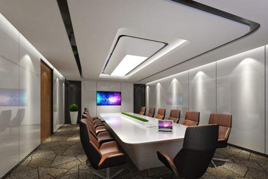广州钰王装饰分享办公室装修设计中会议室设计的注意事项