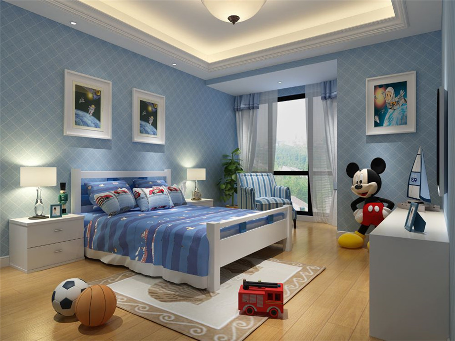 西安康嘉装饰与您分享儿童房地板装修的选择
