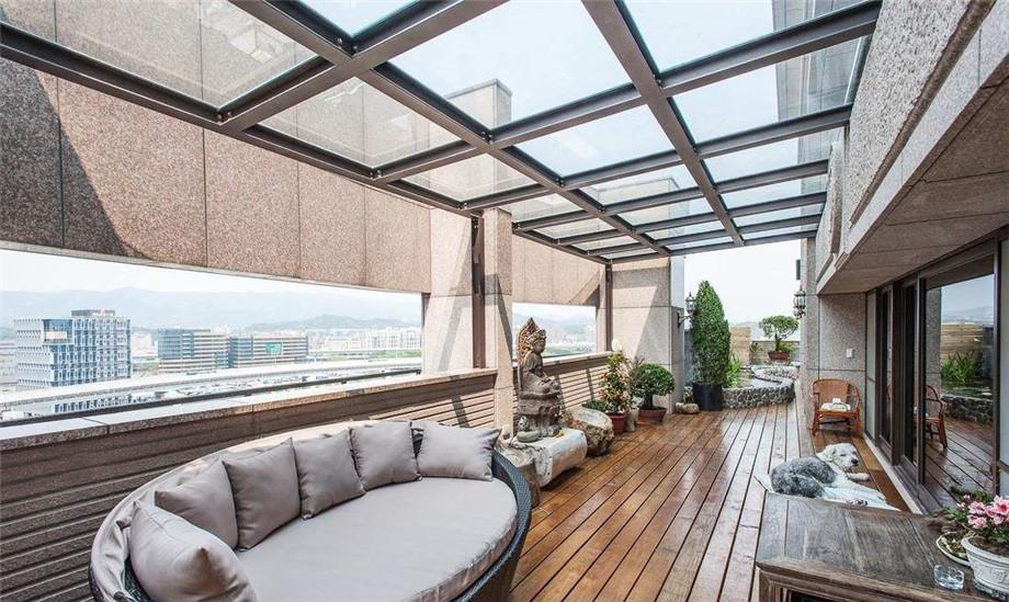石家庄创宇装饰与您分享阳台改造的技巧