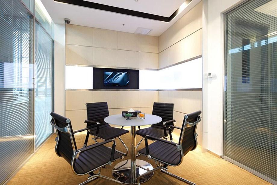 广州办公室装修设计公司之洽谈室