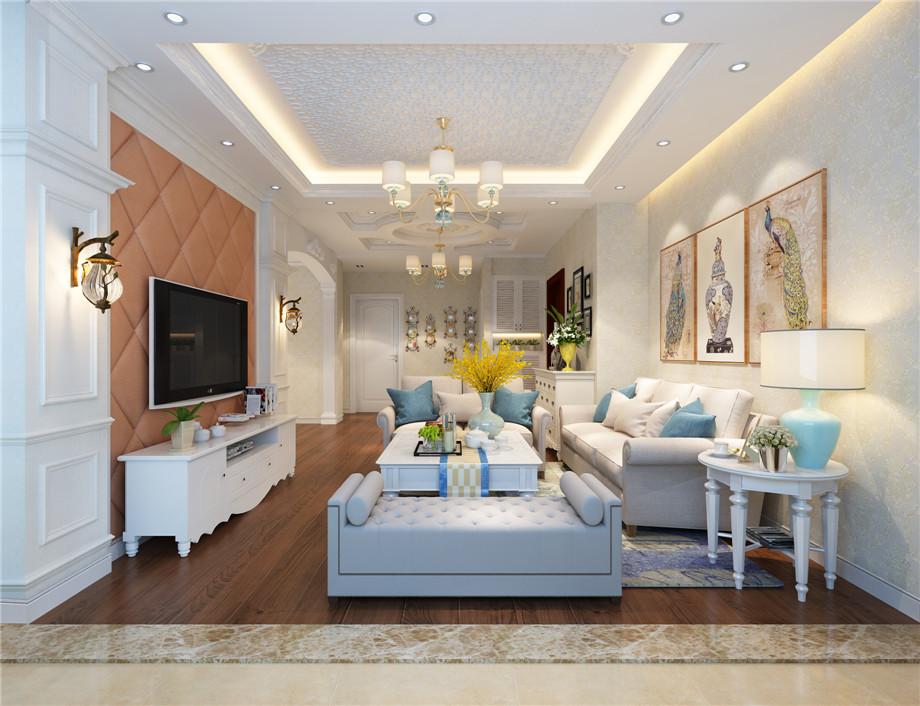 西安康嘉装饰与您分享客厅灯具的选择