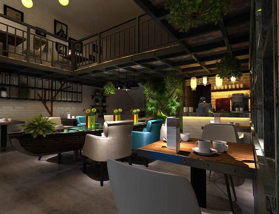 广州钰王装饰分享如何从设计上让咖啡厅氛围更暖