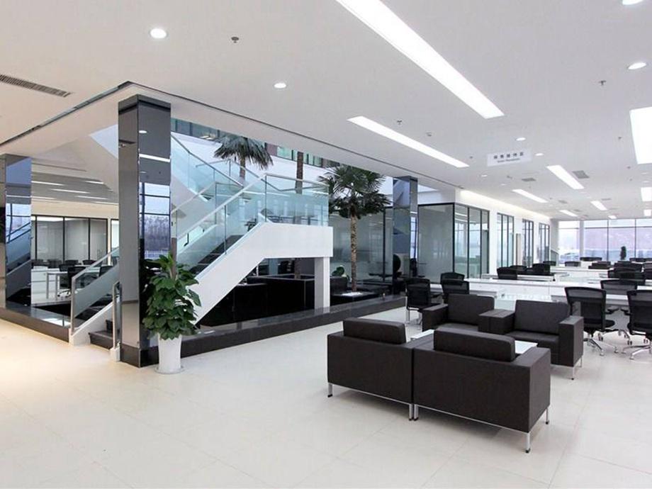 广州钰王装饰分享办公室接待区装修设计需要注意哪些方面?