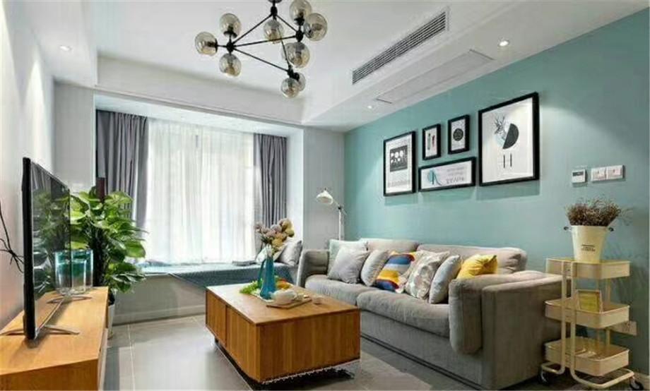 东营森美佳装饰分享客厅装修的原则
