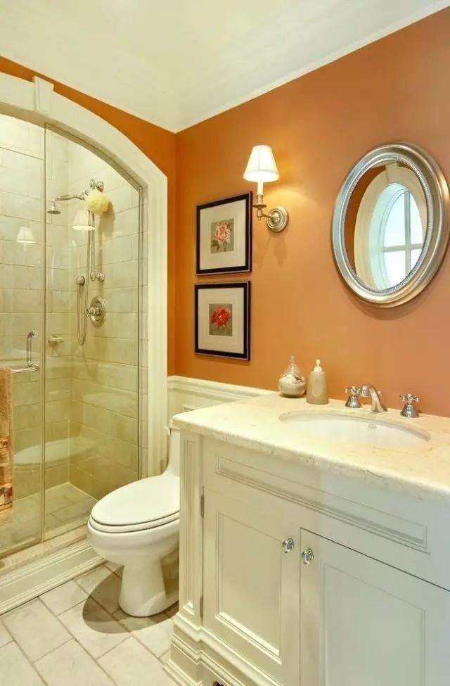 一个装完不后悔的卫生间,注意这8大装修细节就对了!