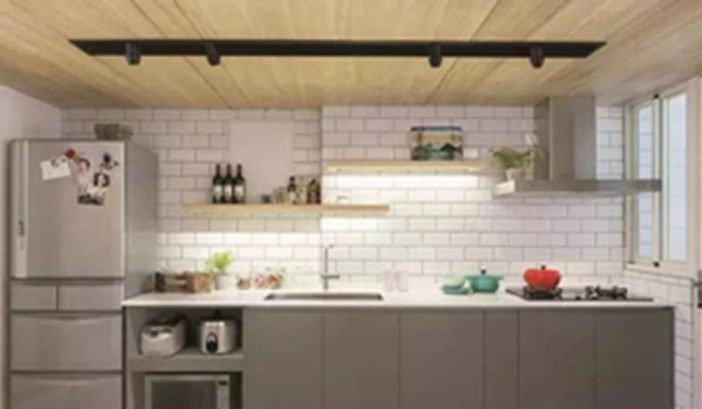 小厨房装修注意事项,小户型厨房的春天来啦
