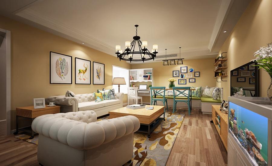 合肥禹钦装饰分享家居软装如何搭配设计?