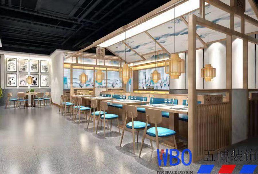 安徽五博装饰与您分享现代简约风格餐厅装修设计特点
