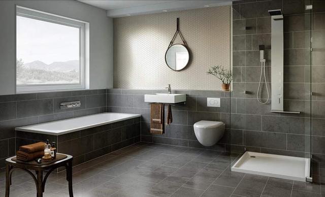 装修卫生间,这样选择浴室柜准没错!