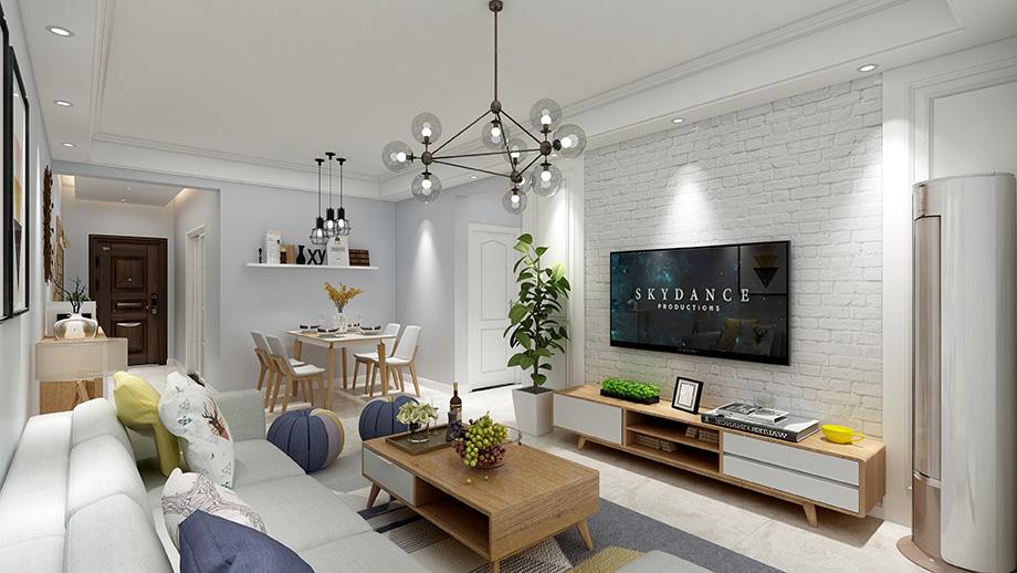 小户型客厅装修设计技巧