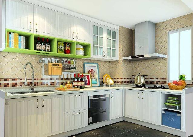 丰城永伸装饰与你分享:厨房正确的收纳规则