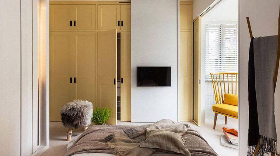 宜昌福丽堂装饰分享——好看的卧室千篇一律,实用的飘窗万里挑一!