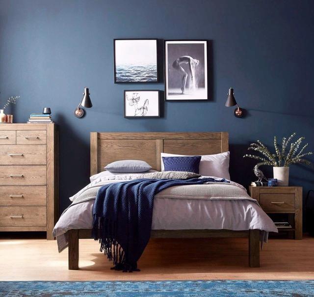 卧室颜色搭配指南,快快收藏吧!