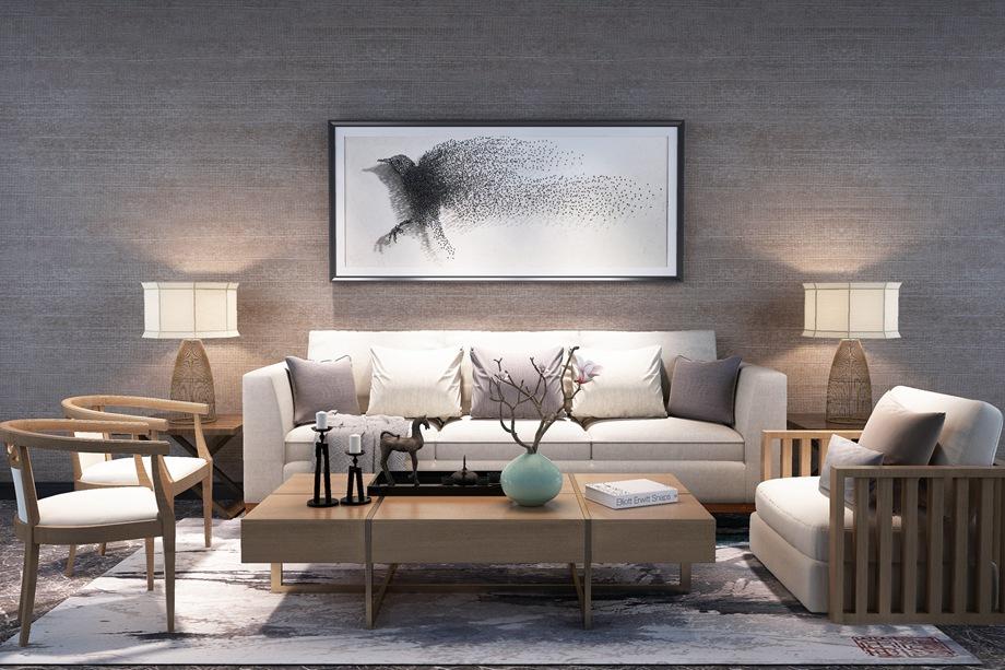 新中式客厅装修技巧 新中式客厅装修注意事项