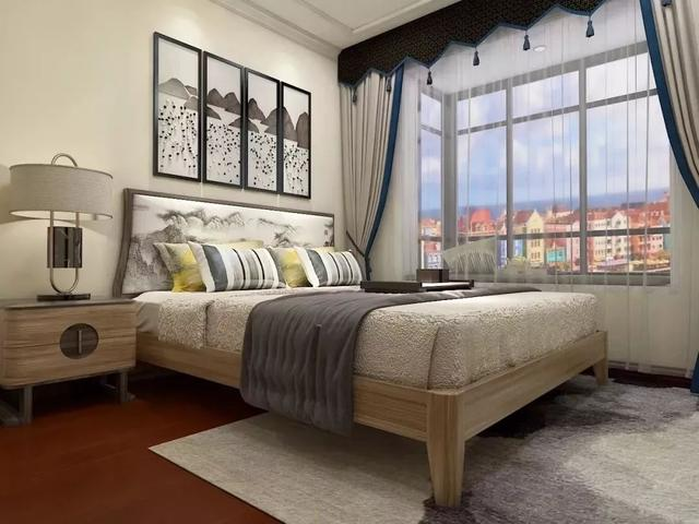 年轻人的卧室这样设计,熬夜失眠统统不见!