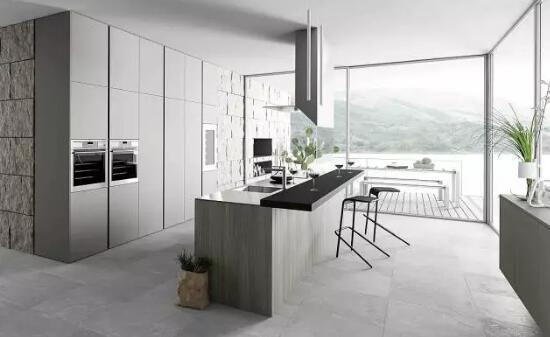 为了颜值设计开放式厨房,没到1年就后悔?那是这几点没做好
