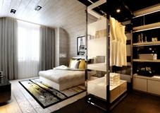 2020二手房翻新,如何在卧室改造一个衣帽间?
