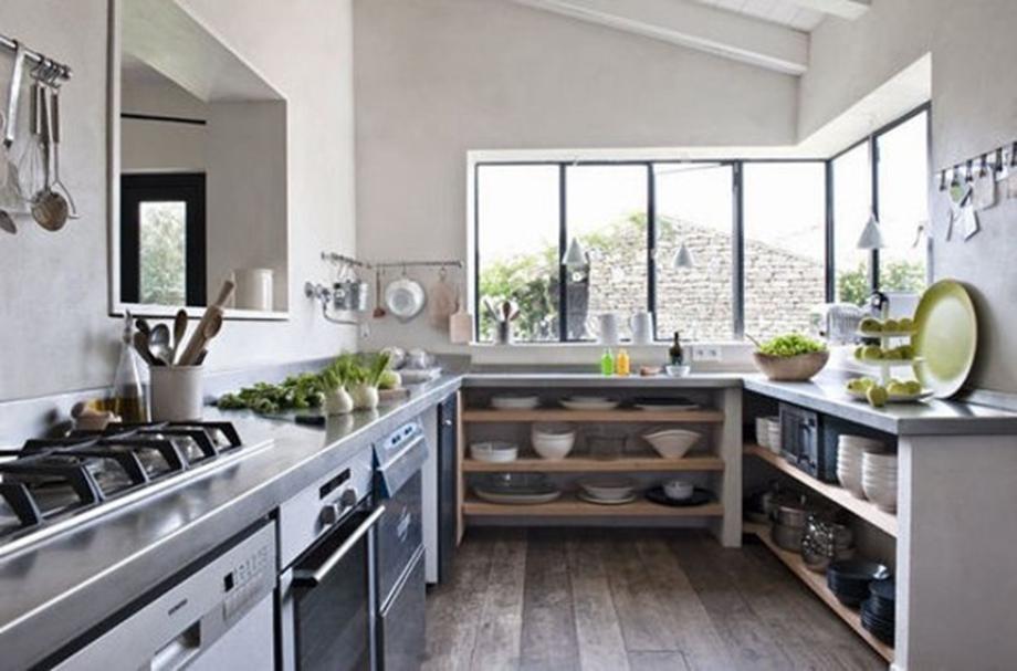 厨房设计注意事项 厨房灶台如何设计