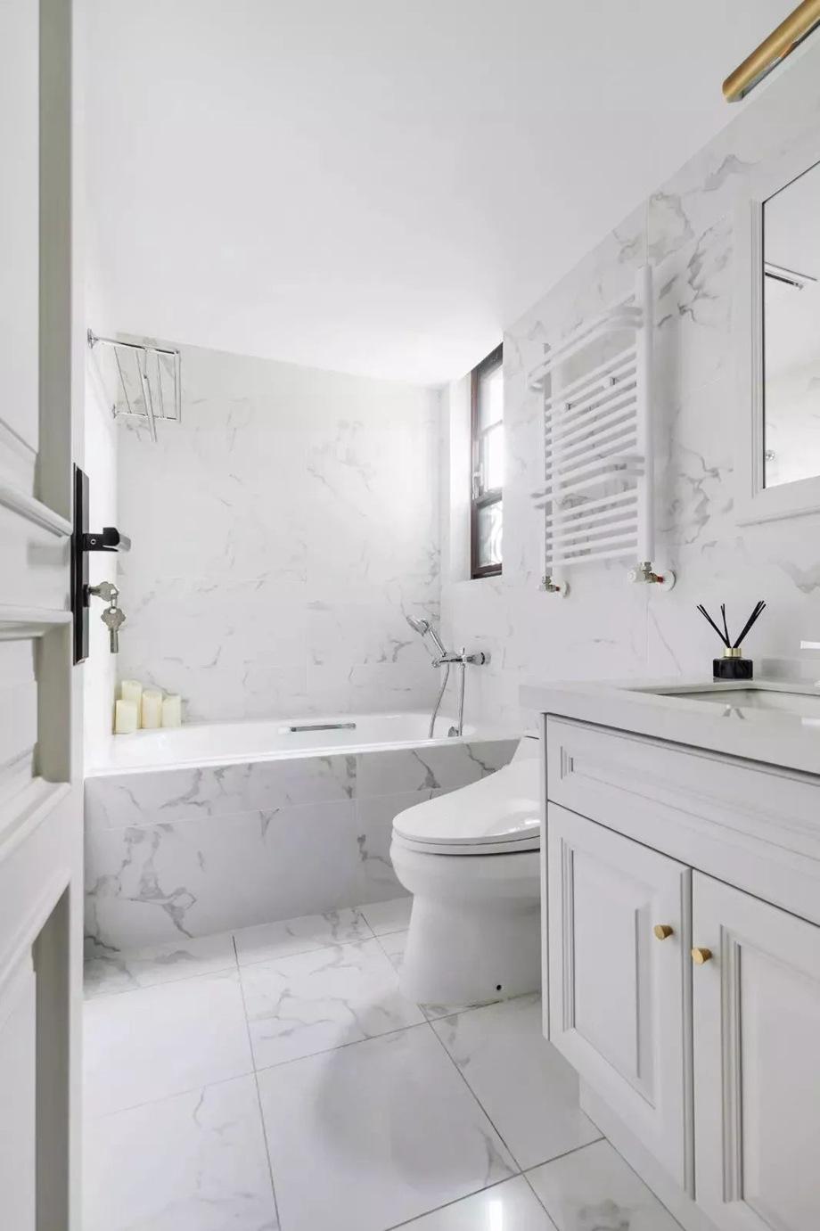 卫生间就不能好看吗?挑选合适的瓷砖,你家也能火爆朋友圈哦!