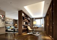 二手房翻新客厅装修成卧室的方法