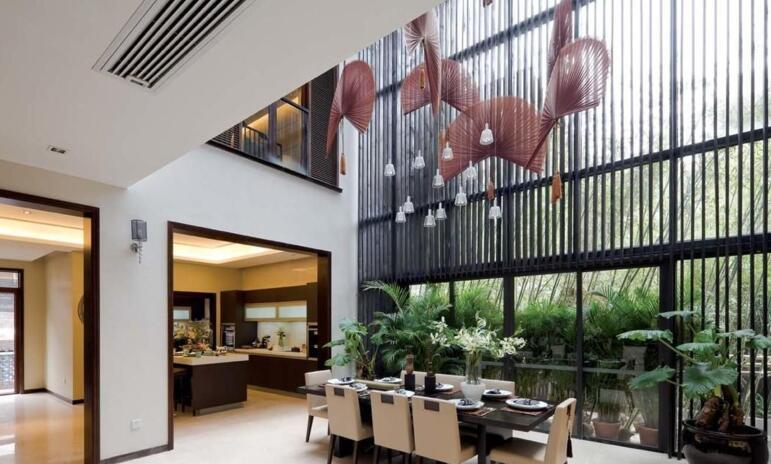 上海爱级装饰告诉您关于别墅设计的五大风水知识