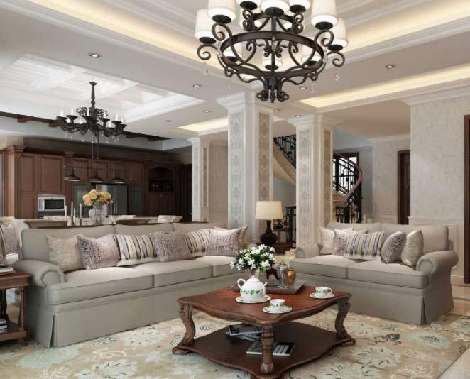 流行的别墅装修风格,上海爱级装饰给你说说
