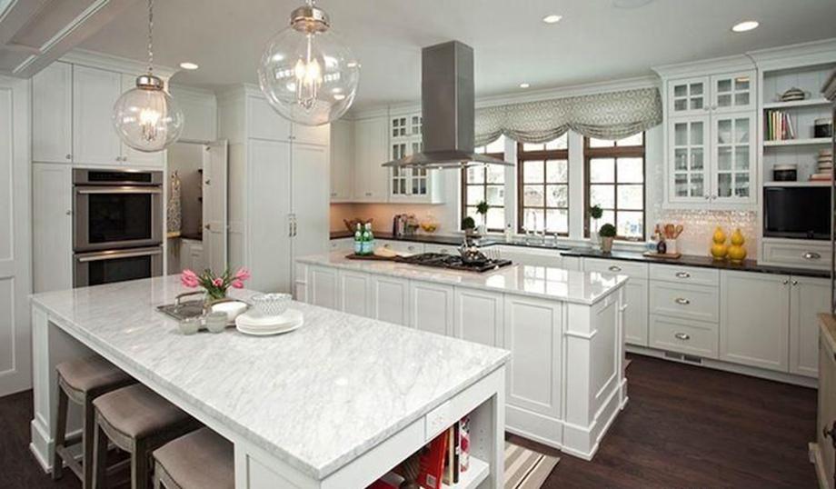 上海爱级装饰告诉你厨房大理石台面如何选择?