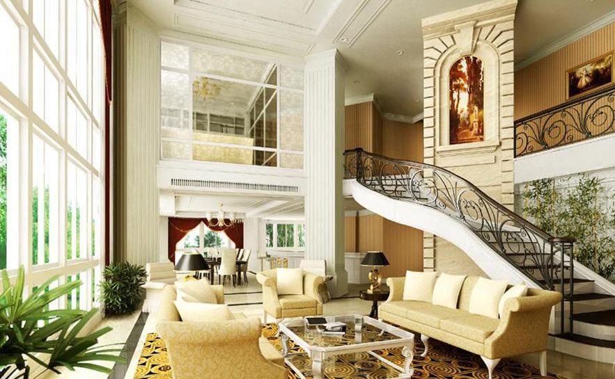 上海爱级装饰提醒您二层别墅设计这三大事项一定要注意!